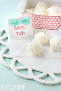 bunny tail ♥