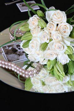 Wedding Bridal Flowers by E by A www.ebya.co.za