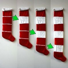 expandable stocking