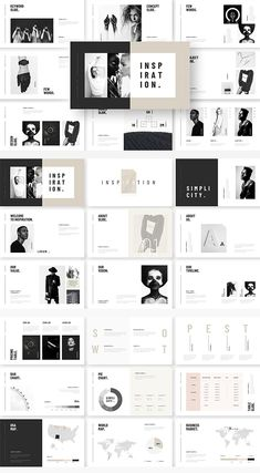 Present your works in a professional and clean way with Minimal Keynote Template. This is a simple, contemporary but powerful design that includes creative Mockup Design, Keynote Design, Web Design, Book Design, Layout Design, Presentation Slides Design, Brand Presentation, Presentation Layout, Presentation Templates
