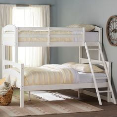 $355 Found it at Wayfair - Sienna Rose Twin over Full Bunk Bed