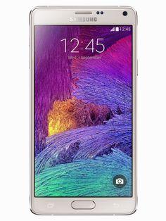 voglio tutto e di piu pubblicita'': Samsung N910 Galaxy Note 4 Smartphone, 32 GB, Bian...