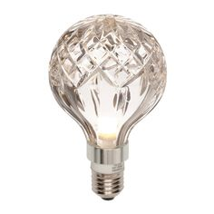 Crystal Bulb made in Cumbria. Want. Want badly. Want several.