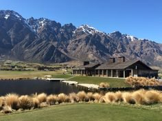 Jack's Point Clubhouse and Restaurant, Queenstown, New Zealand