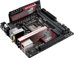 ASUS ROG Maximus VIII Impact Mini-ITX Motherboard Available Now