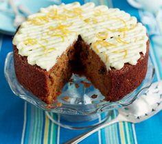 le goût Boisgontier: CARROT CAKE
