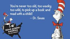 Happy Birthday, Springfield, MA native, Theodor Seuss Geisel - or Dr. Seuss!