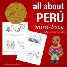 Grab free printables and downloads to learn and teach Spanish.