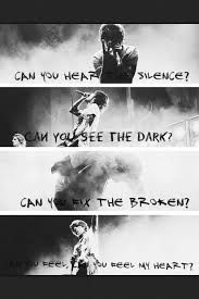 #bmth #can you feel my hearth #oli #<3