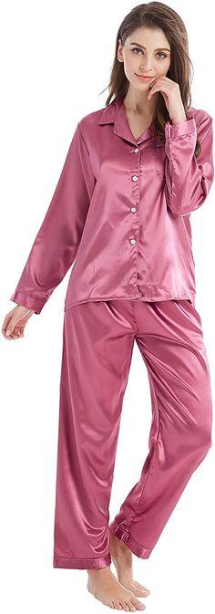 NWT INTIMO Woman Pajama Set Ruffle Shirt Pants Black White Soft Relax Fit S-XL