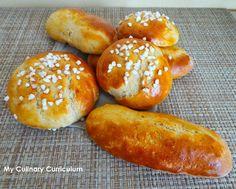 My Culinary Curriculum: Pains au lait maison (Homemade Milk Bread)