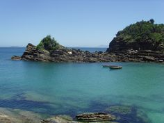 Búzios - RJ - Brazil - A small resort, 8 km peninsula surrounded by islands and more than 20 beaches.