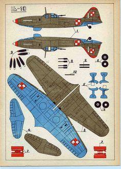 .IL-10 Paper Plane