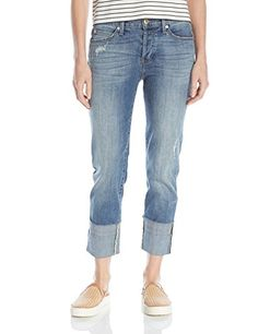 Level 99 Womens Morgan Slouchy StraightLeg Jean Sicily 30 >>> You can get more details by clicking on the image.