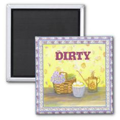 """>>>Cheap Price Guarantee          Dishwasher Magnet #2  """"Dirty"""" on Eggs & Flowers #8           Dishwasher Magnet #2  """"Dirty"""" on Eggs & Flowers #8 lowest price for you. In addition you can compare price with another store and read helpful reviews. BuyHow to         ...Cleck Hot Deals >>> http://www.zazzle.com/dishwasher_magnet_2_dirty_on_eggs_flowers_8-147259509322161957?rf=238627982471231924&zbar=1&tc=terrest"""