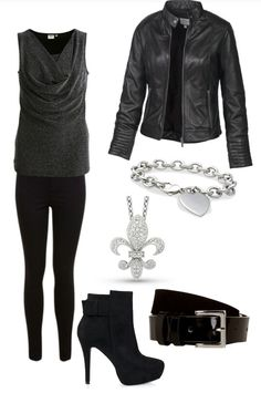 Another katherine pierce inspired outfit from TVD
