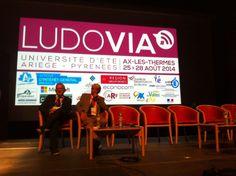Discours inauguraux #Ludovia11
