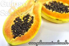 O mamão tem mais vitamina C que a laranja, limão e mais licopeno biodisponível que o tomate… Mamão: Benefícios Para a Nossa Saúde!  Artigo aqui: http://www.gulosoesaudavel.com.br/2013/04/25/mamao-papaia-beneficios-para-nossa-saude/