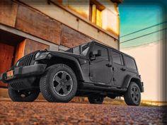 Jeep Wrangler Altitude Edition