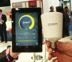 ion speaker light with app