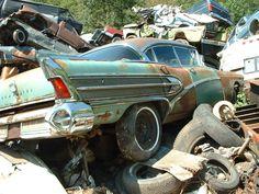junk yard junk | Off to the Junkyard: Vehicle Scrappage Rates Soar | TheDetroitBureau ...  Junkyard junkyards photo pic photos pics hotrod hot rods hot rod