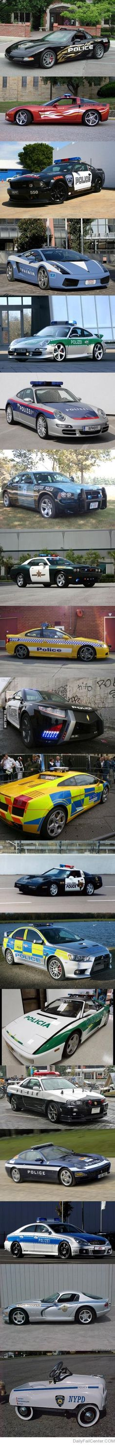 World police car Rescue Vehicles, Police Vehicles, Automobile, Cruiser Motorcycle, Sweet Cars, Emergency Vehicles, Car In The World, Police Cars, Fire Trucks