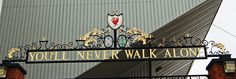 The Shankly Gate, Liverpool FC, Anfield, Liverpool Lfc Tattoo, Hillsborough Disaster, Gerry And The Pacemakers, Bill Shankly, Liverpool Fans, Nottingham Forest, You'll Never Walk Alone, August 26, Football Stadiums