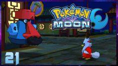 Pokemon Moon Part 21 Koni Koni City! Gameplay Walkthrough ( Pokemon Sun ...