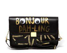 Big Bebe bag, Paris House, Bonjour Dah-Ling