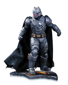 NEW DC Comics Batman vs. Superman Dawn of Justice: Armored Batman Statue Batman Vs Superman, Batman Armor, Superman Dawn Of Justice, Superman Movies, Batman Comic Books, Comic Book Heroes, Dc Heroes, Comic Art, Dc Comics