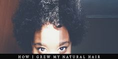 Tips on how to grow your natural hair Curl Pattern, Hair Blog, Curls, Natural Hair Styles, Posts, Tips, Messages, Counseling