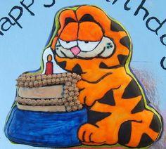 2D Garfield