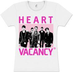 @TheWanted Heart Vacancy Babydoll $25.00