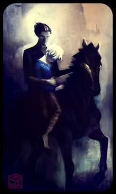 """""""He is under my protection, you cannot have him.""""  Rise of the Guardian Jack Frost Movie"""