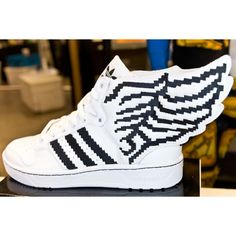 ASAP Rocky & Jeremy Scott Launch adidas Originals Collaboration ❤ liked on Polyvore featuring accessories