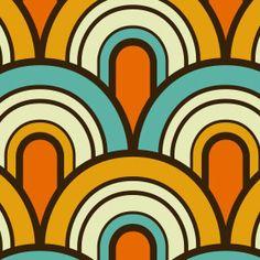 10 Beautiful Japanese Paper Textures jumping over the hurdlesjumping over the hurdles 60s Patterns, Textures Patterns, Vintage Patterns, Print Patterns, Motif Vintage, Vintage Prints, Retro Vintage, Retro Wallpaper, Pattern Wallpaper