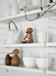 Who could resist the Rosendahl Bear? http://www.nest.co.uk/browse/brand/rosendahl/rosendahl-bear