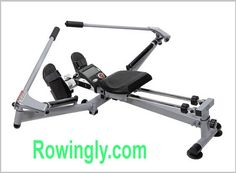 HCI Fitness Sprint Outrigger Scull Rowing Machine - Best Elliptical Trainer To Buy Home Rowing Machine, Rowing Machines, You Fitness, Health Fitness, Indoor Gym, Elliptical Trainer, Cardiovascular Health, Best Rated, Bike Design