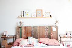 Déco de chambre : 20 têtes de lit qui nous inspirent - Madame...