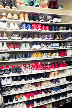 Inside Kith Founder Ronnie Fiegs Closet And Home It Wasnt Long After We
