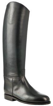 élégantes la pratique à robustes du et Bottes cuir adaptées 354RAjL