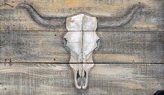 Vintage Cattlemans Western Sign - Custom Vintage Signs