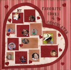 Cute idea for Valentine's!