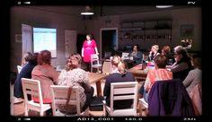 blog workshop Nijverdal Wondervol , rode jurk