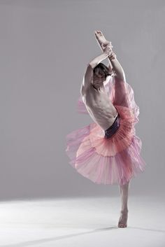 Matte Roffe of New Zealand School of Dance. (Photo by Stephen A'Court)