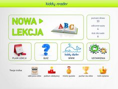 Kiddy Reader Learn to Read - great app designed to help children recognize and read English words. Learning English For Kids, Kids Learning, Educational Apps For Toddlers, Learn Polish, Polish Words, Polish Language, 100 Words, Toddler Preschool, Learn To Read