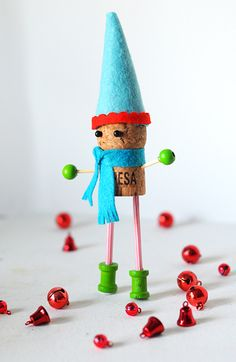 elf-craft. Gonna make these and hide the around the house ;)