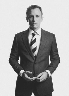 Daniel Craig - vogue germany