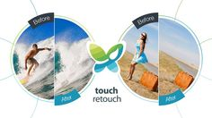 TouchRetouch // TouchRetouch is an award-winning photo editor that allows you to remove unwanted content or objects from any photo, using just your finger and your phone. Mark the items you want taken out of the snapshot and hit 'Go'. That's all there is to it. Photo editing has never been so quick, easy and convenient.