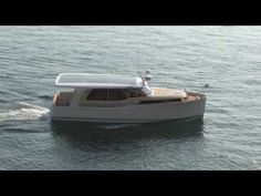Greenline 33 Hybrid Boat - official video Solar Power, Diesel, Boat, Grid, Diesel Fuel, Dinghy, Solar Energy, Boats, Ship